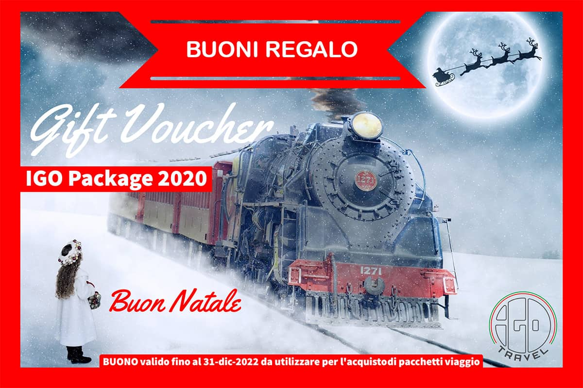 voucher regalo I Go Travel