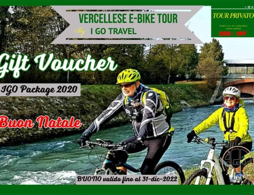 PIEMONTE – Vercellese e-bike tour 2gg/1nt